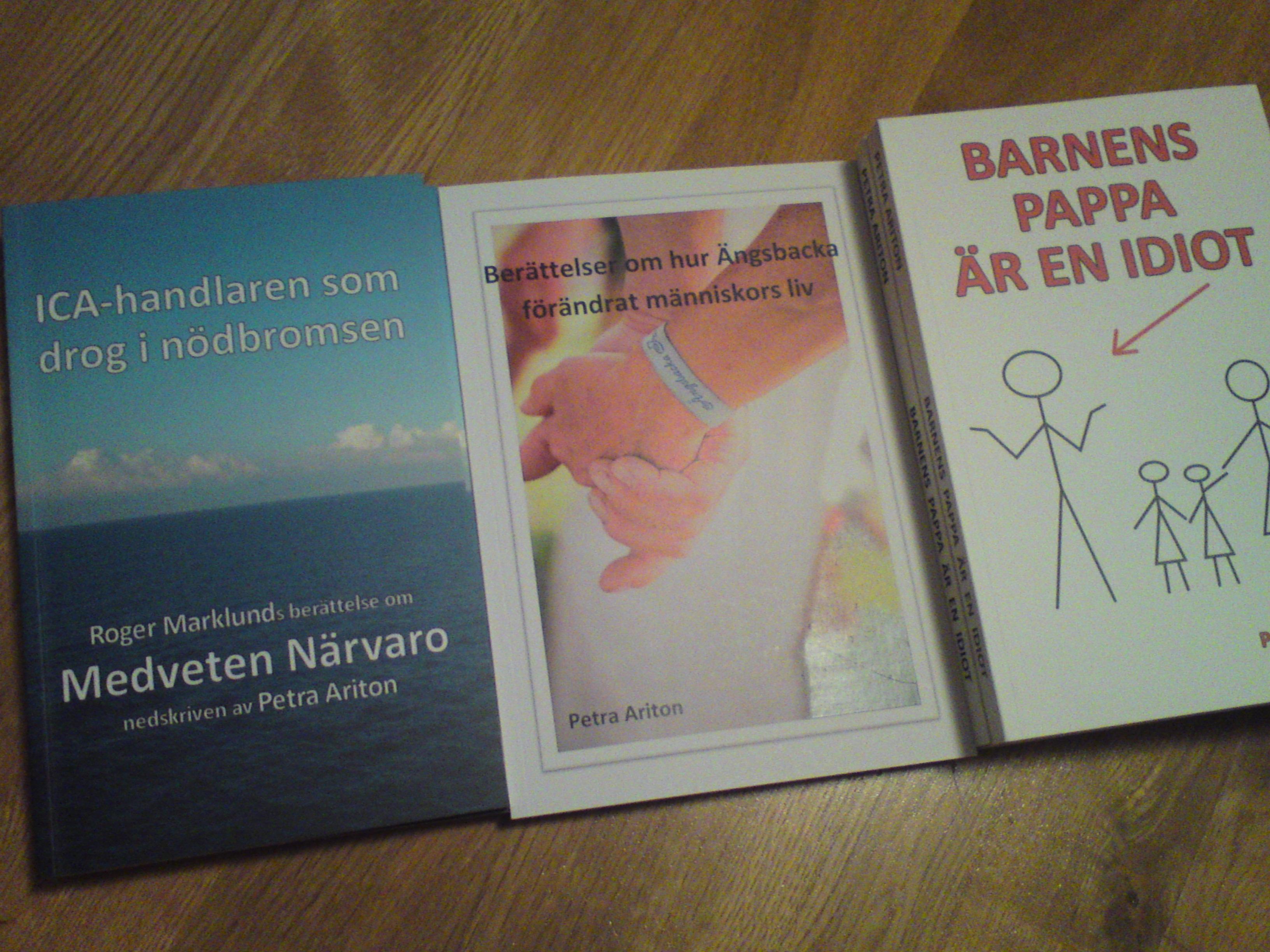 Vinnare av bokpaket